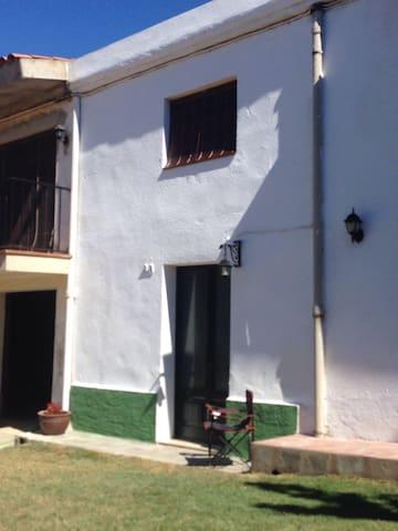 Casita rural cerca de blanes - Tordera - Casa