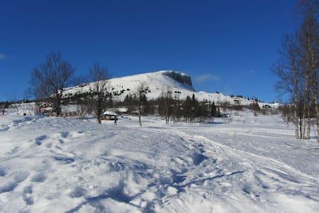 Skeikampen Fjellandsby - Svingvoll - Blockhütte