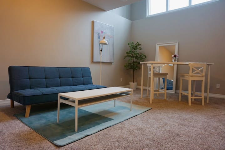 Newly, cozy and comfy basement suite for you!