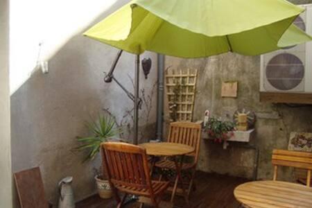 Le Patio Occitan - Maraussan - Huis