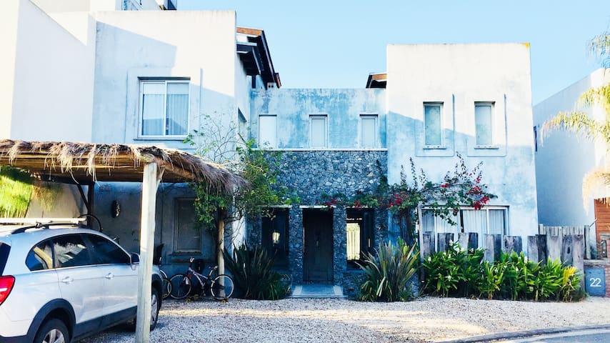 Casa de verano en El mejor barrio de Buenos Aires