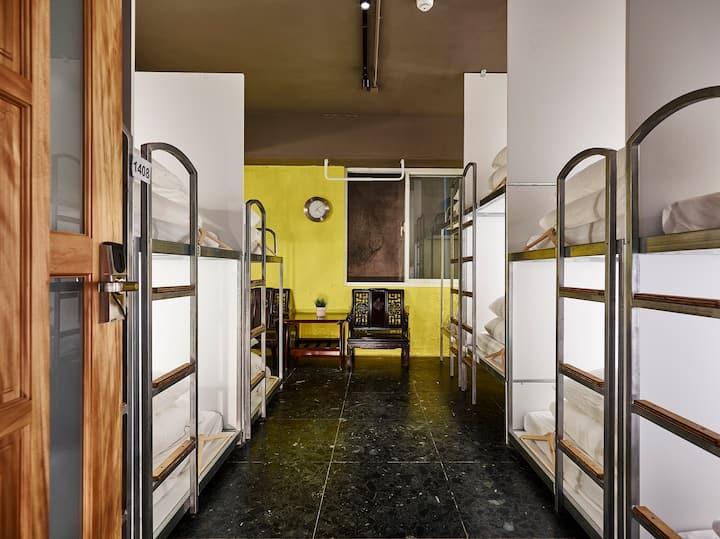 單人床位 Single bunk bed [Mixed dorm for 12pax]