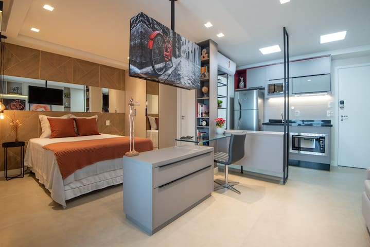 Charming Studio - Guarulhos, near the Airport
