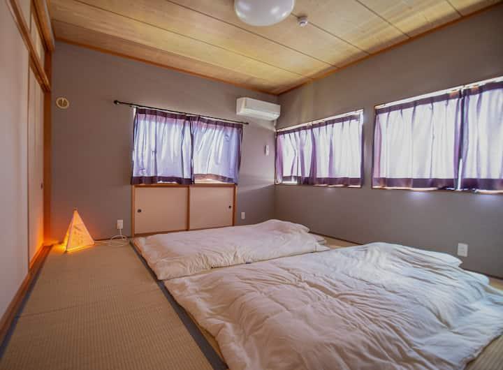 [Ishigaki-tei] Relaxing Guest House, Odori 舞 #HH5B