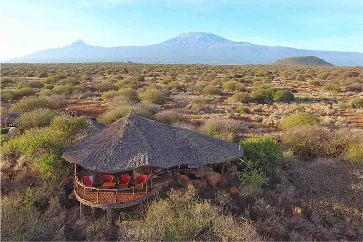 Amboseli Bush Camp - Main Camp