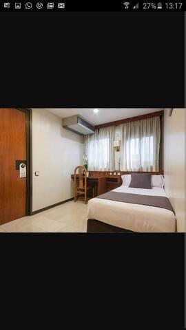 Une chambre individuelle