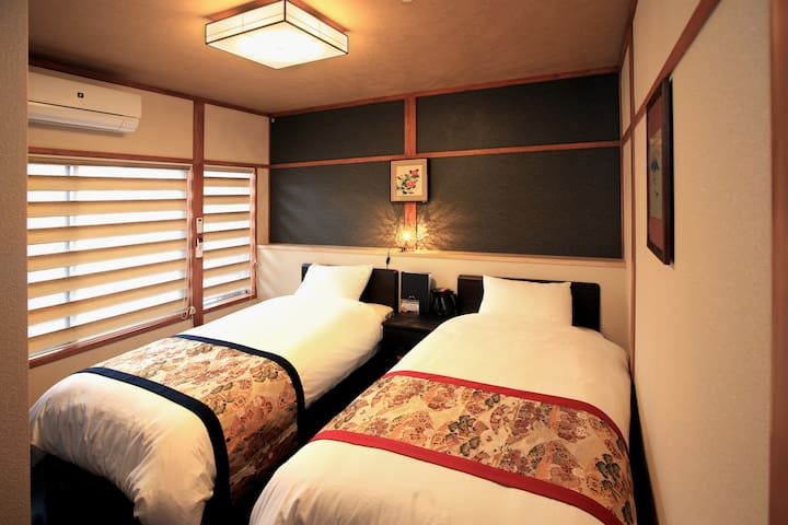 Japanese Private Room椿 13min walk to Kinkakuji