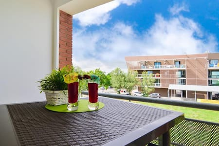 Modern 2bdr with marina view - Marina di Ravenna