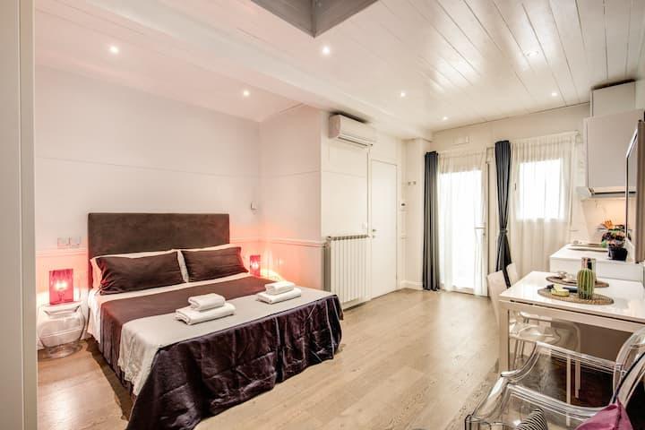 Suite Coliseum Apartment