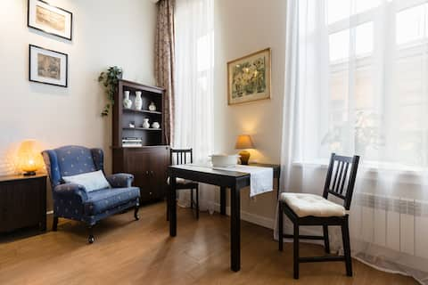 Apartment in the heart of St-Petersburg