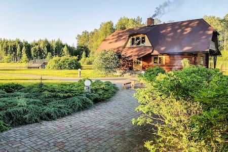 Nice countryside house with sauna