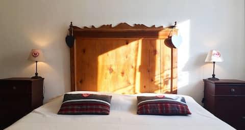 Ália Início 1/Dolomites Garden Apartment