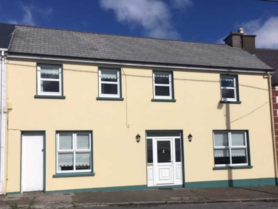 Terraced Townhouse in Dingle