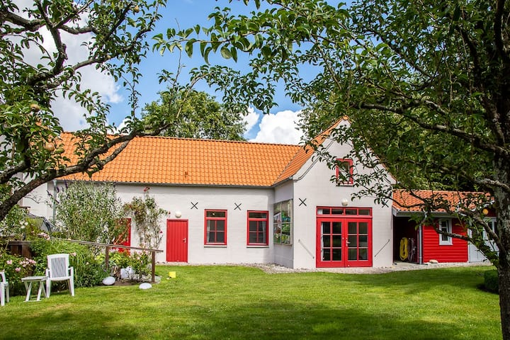 Atelierhaus Glücksburg Sandwig