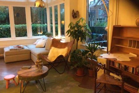 Mooi familiehuis dichtbij Amsterdam - Naarden