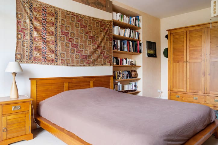 "Big ""zen"" room - Saint-Germain-en-Laye - บ้าน"