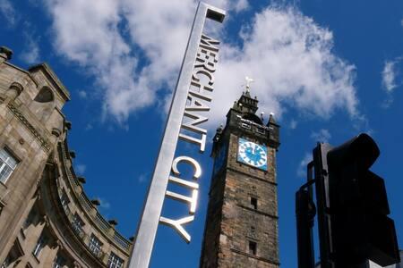 PREMIER SUITES PLUS Glasgow - Apartment