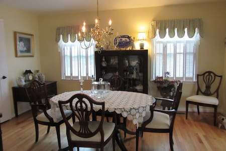 Private rm close to Annapolis/Balt. - Severna Park