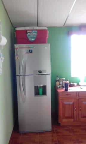 Casa en km. 165.3 orilla  Ruta Las Verapaces