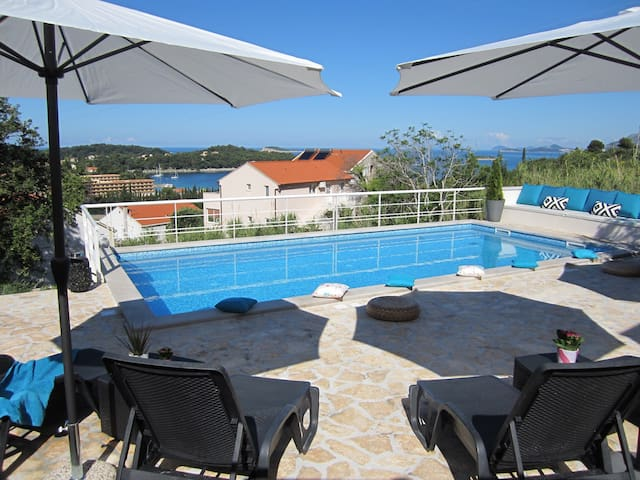 Appt Epidaurus 4 with swimmimg pool - Cavtat - Appartement