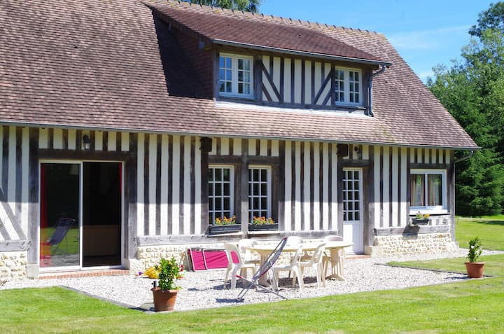 """A charming house in Normandy"""
