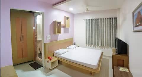 Hotel Krishna Palace, Karad Deluxe Room Non Ac