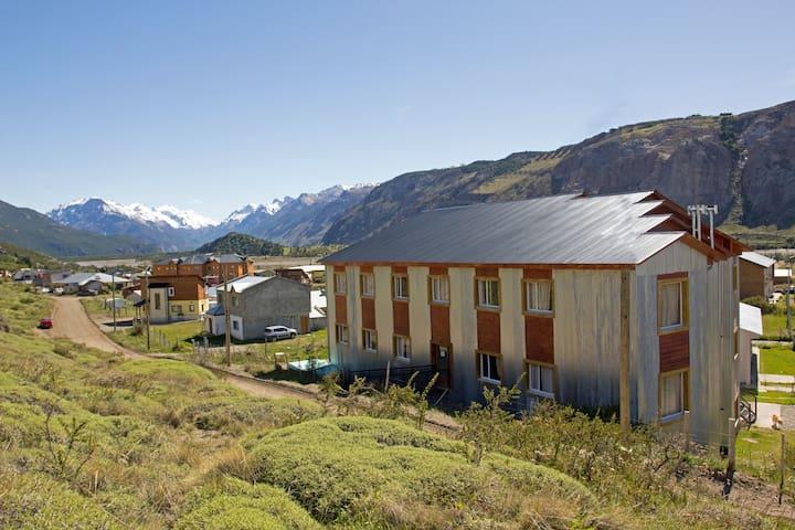 Hostería Alma de Patagonia double room I - El Chaltén - Gjestehus
