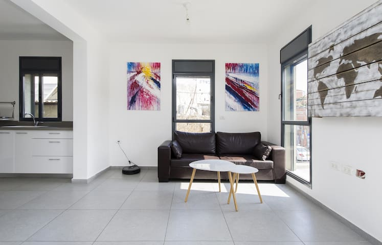Amazing airy room in a new Duplex - Tel Aviv-Yafo - Lägenhet