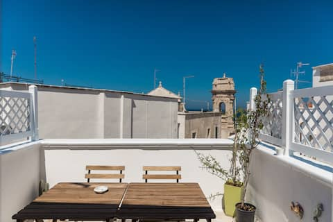 A due passi dal mare - Terra cielo - guest house
