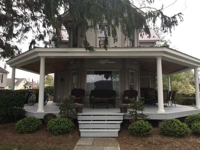 The Isle of Que Guest House - Selinsgrove - Casa
