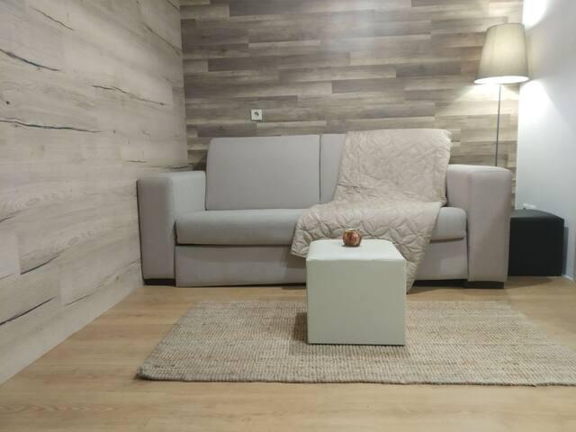 Mini-estúdio com Terraço