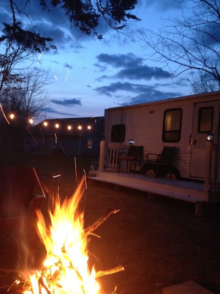 Harper's Happy Campers