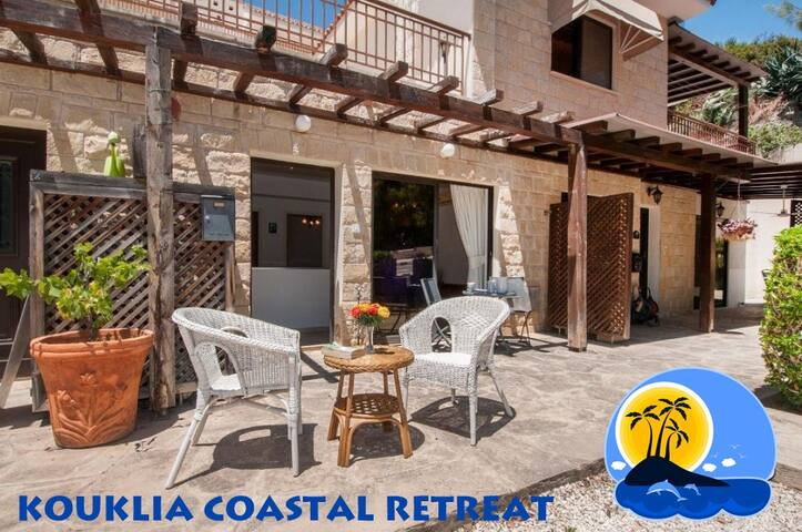 Kouklia Coastal Retreat