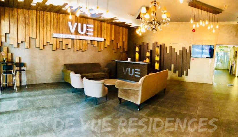 DE VUE Residence KLcity 3minLRT,Monorel,PocketWiFi