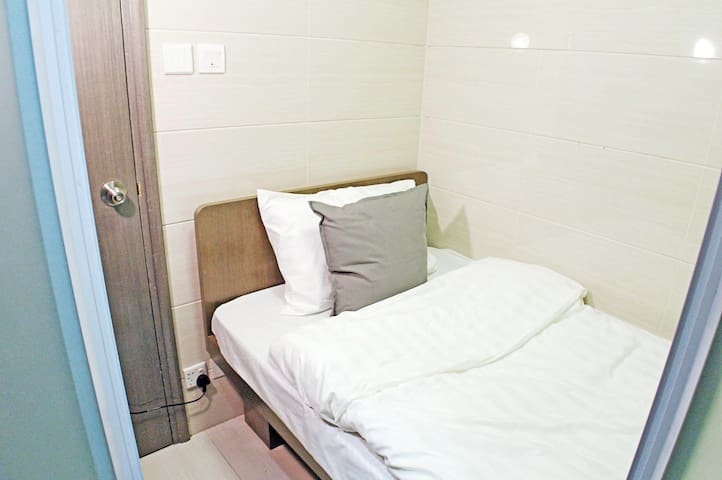 Single Rm@Inn Square, Jordan, TST #16