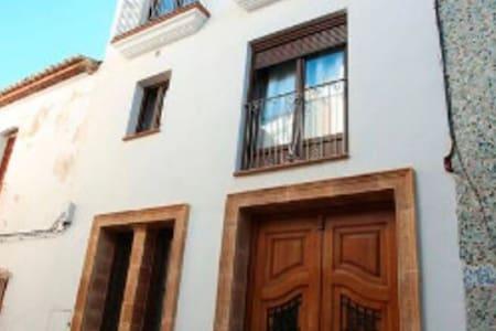 Cosy Apartment in la Yunta with Balcony