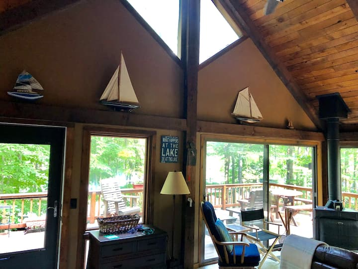 Lake Wallenpaupack Cabin