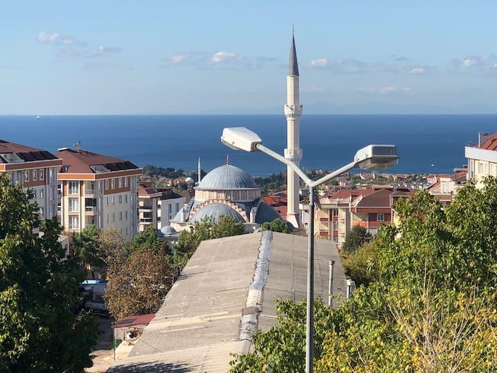 Luxus 4 Raum Whg. In Istanbul am Meer