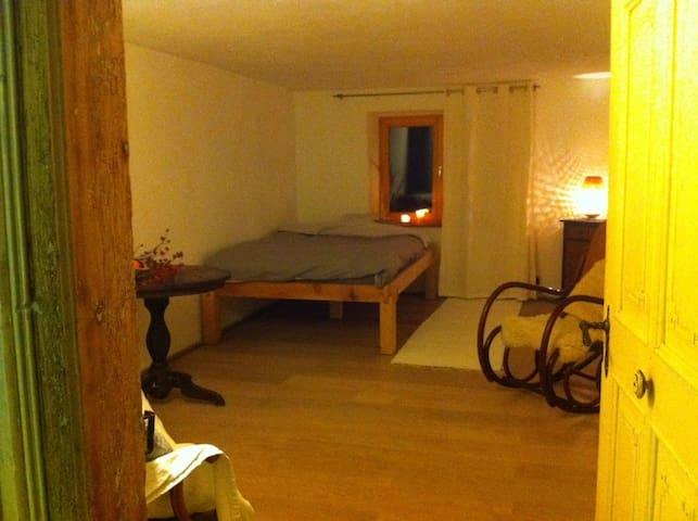Wunderschönes ruhiges Mühlengemach im Allgäu - Haldenwang - House
