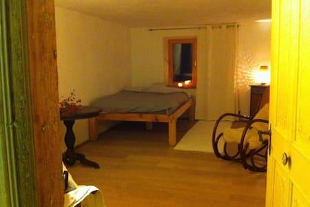 Wunderschönes ruhiges Mühlengemach im Allgäu - Haldenwang - Casa