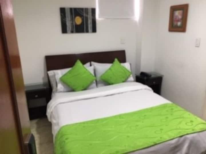 Habitación privada Hotel Fénix Real, Chapinero.