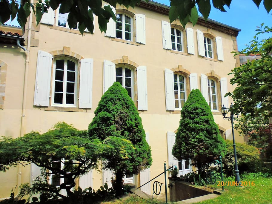 Chapeliers chambres d 39 hotes bed breakfasts louer - Chambres d hotes languedoc roussillon ...