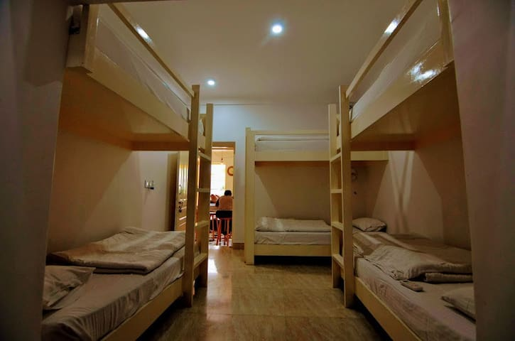 The most safe & peaceful  hostel with female dorm