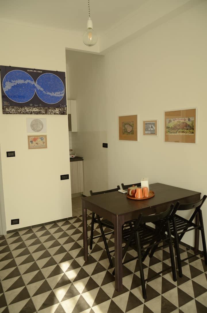 """""""Casa delle Mappe"""" - CIR-00127200712"""