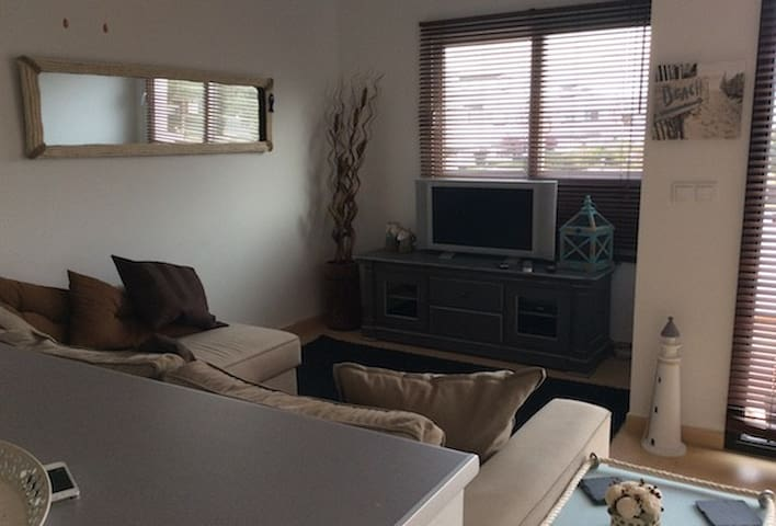2 bedroom shabby chic style apartment. - Murcia