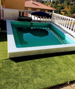 Melrose House.Private pool.