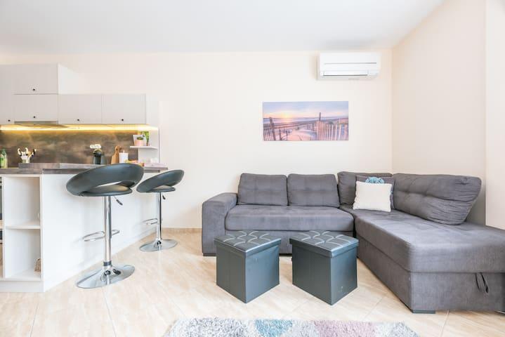 Odessos-2 · DIVINE top centre one bedroom apartment