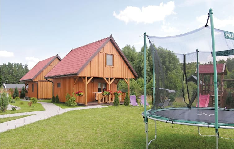 Holiday cottage with 2 bedrooms on 65 m² in Gizycko