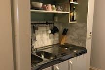 Kök/Kitchen/Pentry/Kylskåp/Refrigerator