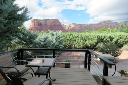 Casa De La Sal with amazing red rock views - Sedona - Guesthouse